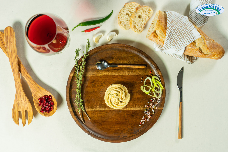 Auberginen-Paste